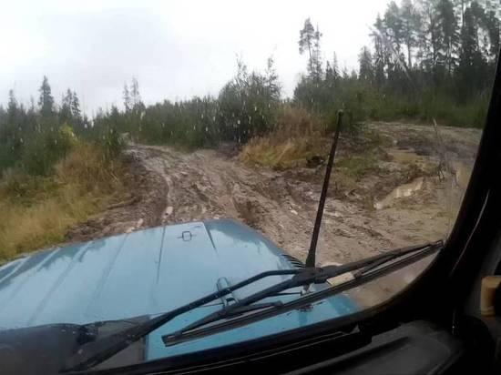 Северодвинская мэрия придумала, как уложится в субсидии по строительству дороги на Нёноксу