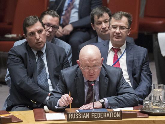 Постпред РФ: США ждут серьезные последствия за действия в Сирии