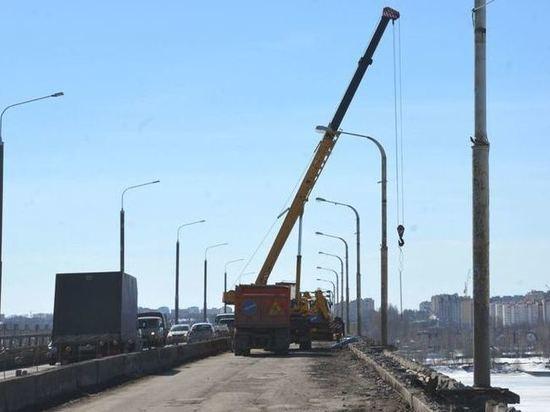 Государство профинансировало ремонт моста через Волгу в Костроме