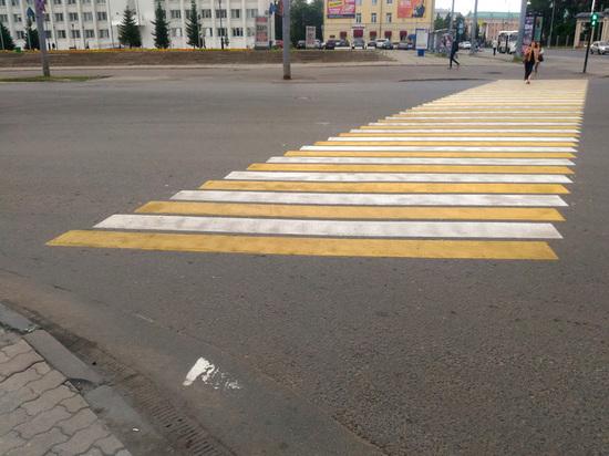 Компания из Карелии взялась покрасить архангельские улицы на треть дешевле