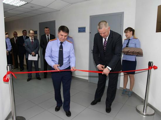В Екатеринбурге открылся криминалистический отдел СК