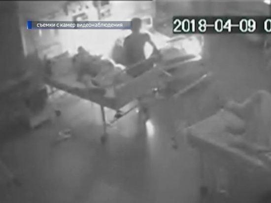 Пациент наркодиспансера устроил пожар, пытаясь освободиться: начата процессуальная проверка