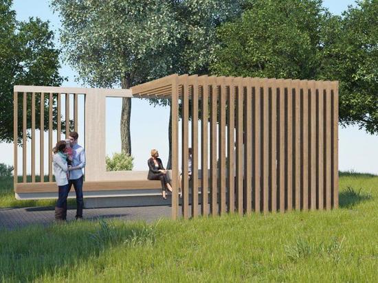 Открытый Сад: новая ижевская практика с зелеными зонами