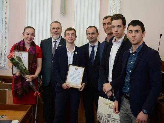 В Ставрополе наградили победителей городского Фестиваля здоровья