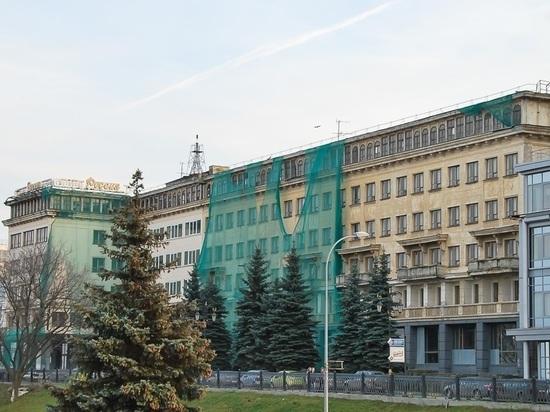 Реконструкция здания гостиницы «Россия» в Нижнем Новгороде начнется осенью