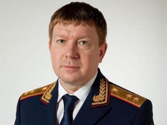 Главный следователь Красноярского края отправлен в отставку