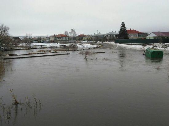 Половодье в Воронежской области пошло на спад