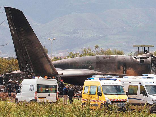 Катастрофа Ил-76 в Алжире: эксперты рассказали о причинах