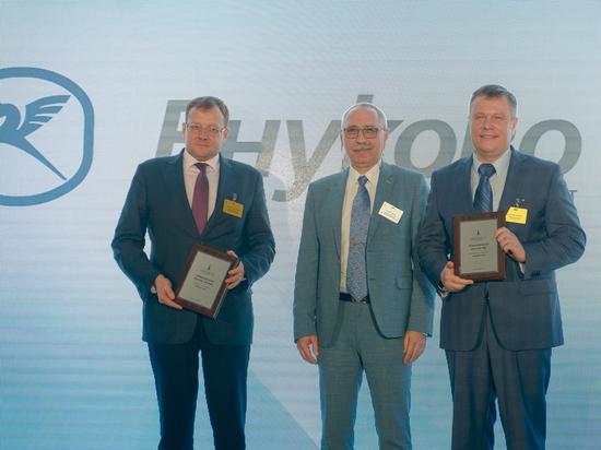 Аэропорт Уфы, наравне с «Внуково», стал дипломантом премии «Крылья России»