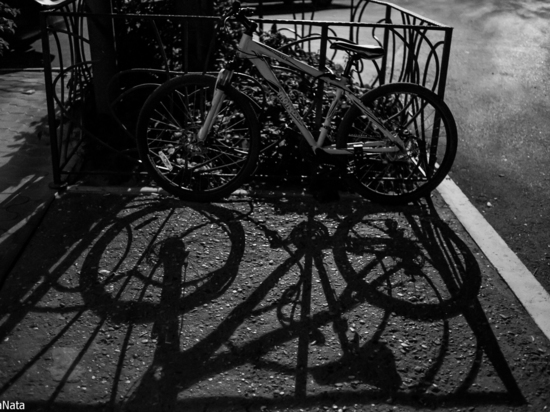 Астраханские воришки взялись за велосипеды