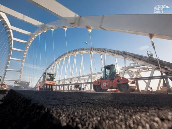 Мостостроители вышли на финишную прямую