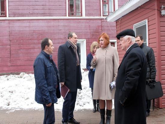 В Вологодской области обсудили вопросы сотрудничества между учреждением РАН и региональным правительством