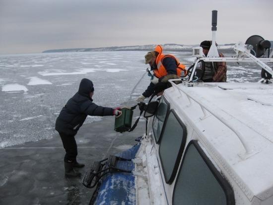 Двух костромских рыбаков спасли в районе Прибрежного