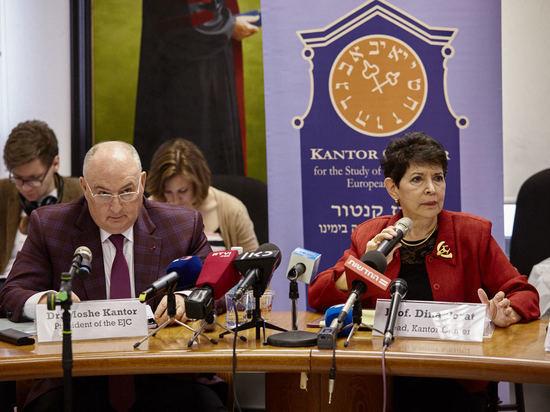 Антисемитизм в мире в 2017 году: Доклад Центра Кантора