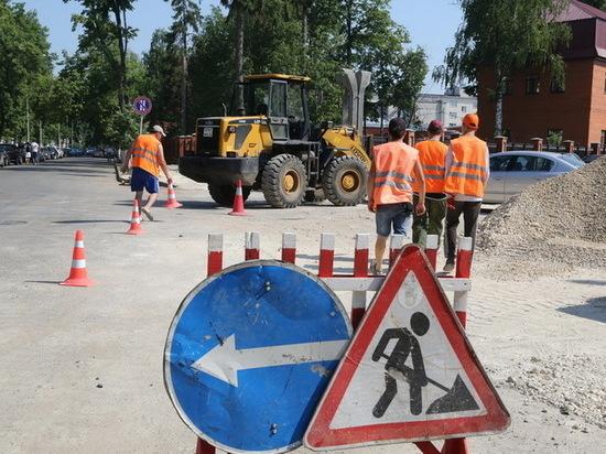 Около 900 млн рублей будет потрачено в Ульяновске на ремонт дорог