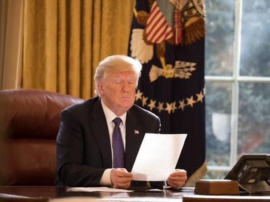 Советники убедили Трампа нанести массированный удар по Сирии