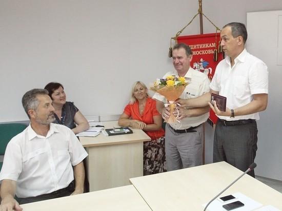 Петр Бахмат покинул кресло главы Васильевского поселения