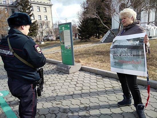 Иркутяне требуют отставки министра Донского