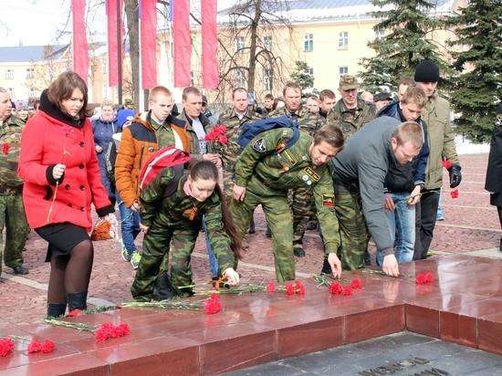 В Петрозаводске начинается Вахта памяти