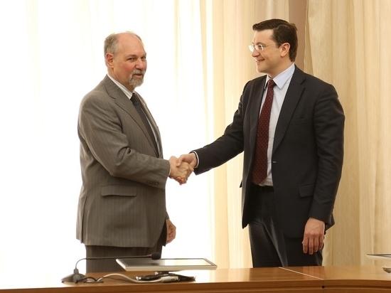 Глава Нижегородской области встретился с послом Аргентины