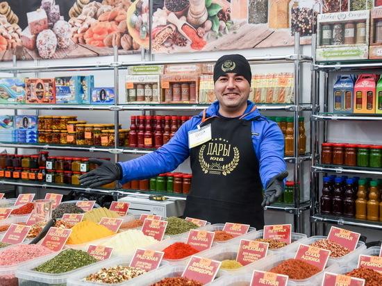 На Всероссийскую ярмарку в Набережные Челны прибыли представители 100 российских предприятий