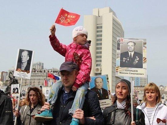 Во Владивостоке началась подготовка к параду Великой Победы