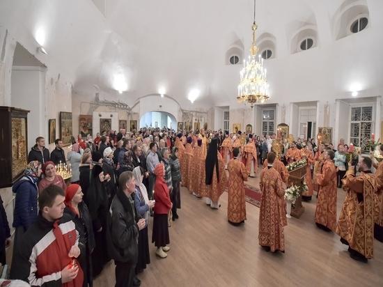 Православные вологжане отметили Пасху