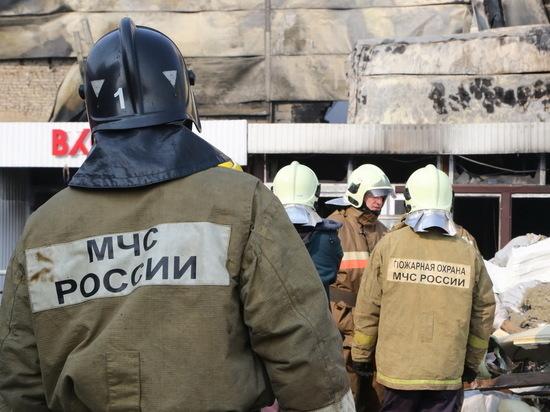 В Чамзинском районе при пожаре погиб мужчина