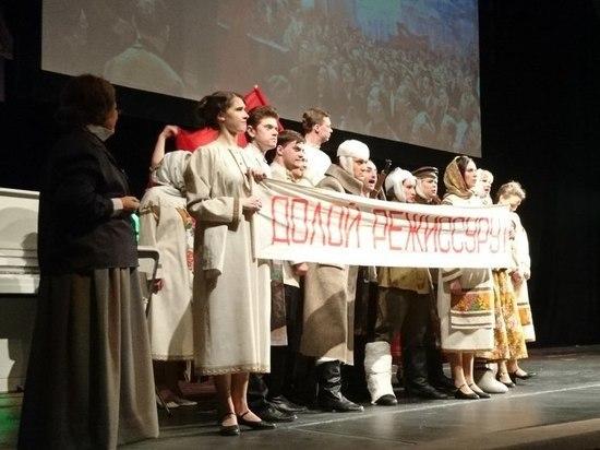 Владимирцы увидели «Тень театра»
