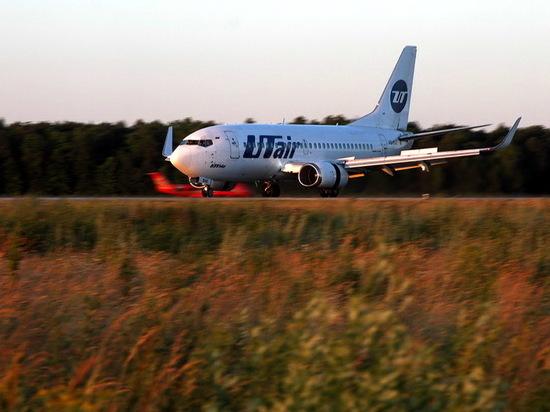 В Казани приземлился самолет рейса Москва – Самара