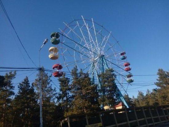 Якутское колесо обозрения меняют на новое