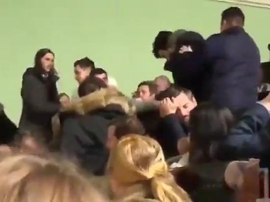 Комиссия по этике СПбГУ не увидела ничего страшного в избиении студента на лекции