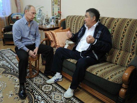 Источник в Кремле рассказал о «почетной ссылке» Тулеева