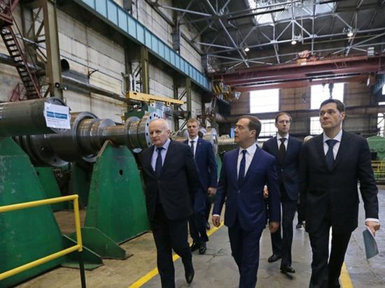 Мордашов воззвал к Медведеву о помощи после санкций США