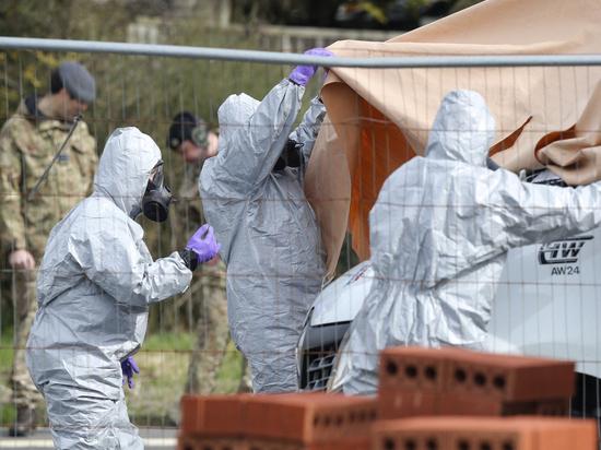 ОЗХО предоставила британским властям результаты расследования по