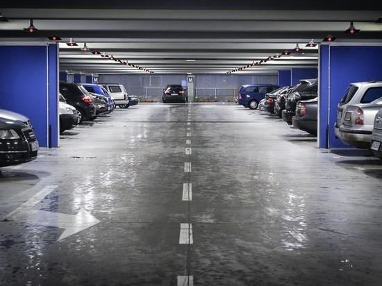 Идею крытого паркинга в центре снова подняли в администрации Петрозаводска