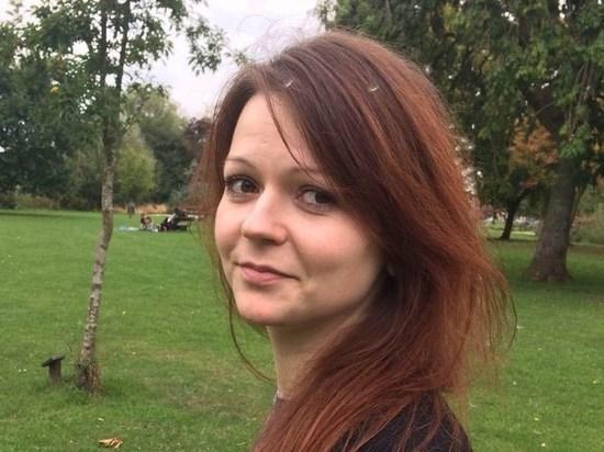 Дочь Сергея Скрипаля пыталась дозвониться до своего бойфренда, а он не взял трубку