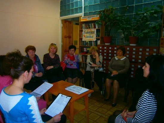 Кесовогорская библиотека в Тверской области приглашает на библионочь