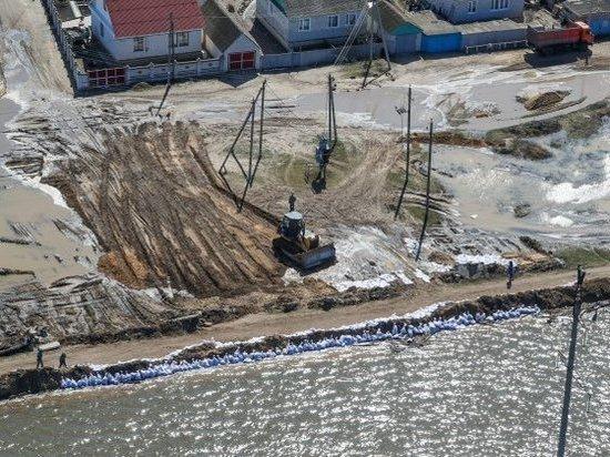 В Волгоградской области поощрят участников ликвидации половодья