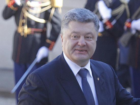 Порошенко выведет Украину из органов СНГ и дружбы с Россией