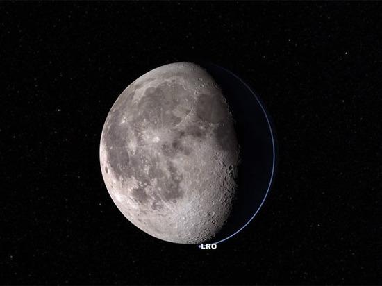 NASA опубликовало «виртуальную экскурсию» по Луне
