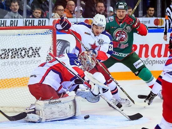 Хоккейный «Ак Барс» 14 апреля начнет финальную серию Кубка Гагарина
