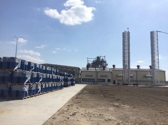 Астраханский АПК использует новые технологии в производстве пасты