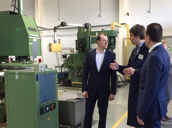 В Вологодской области обсудили актуальные для машиностроительной отрасли вопросы кадровой обеспеченности