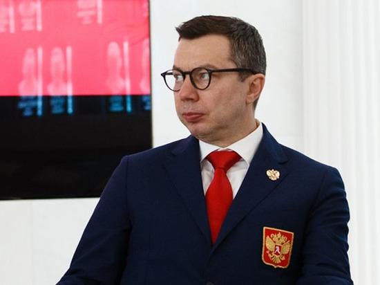 Воробьев сменил Знарка на посту главного тренера хоккейной сборной России