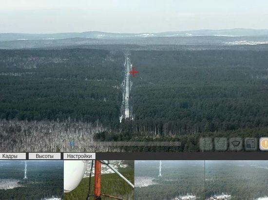 В Екатеринбурге за лесом во время противопожарного периода будут следить онлайн