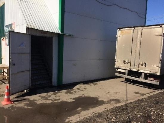 В Самаре грузовик сбил женщину
