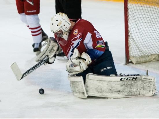 ХК «Мордовия» выиграла первый из трех матчей за бронзовые награды