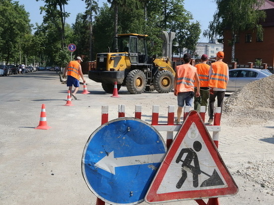 Владимир Волков: в Мордовии будет построено более 60 км дорог
