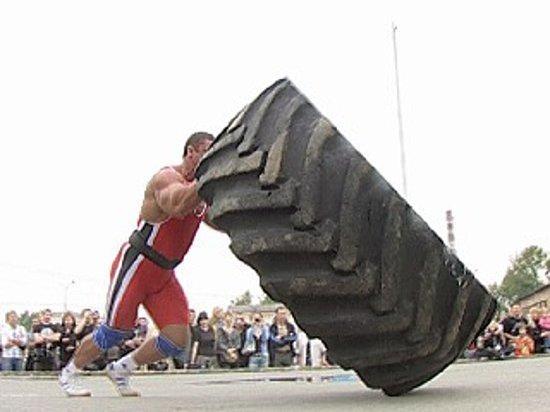 В Иркутске состоится турнир по силовому экстриму среди мужчин «Богатырь Байкала»